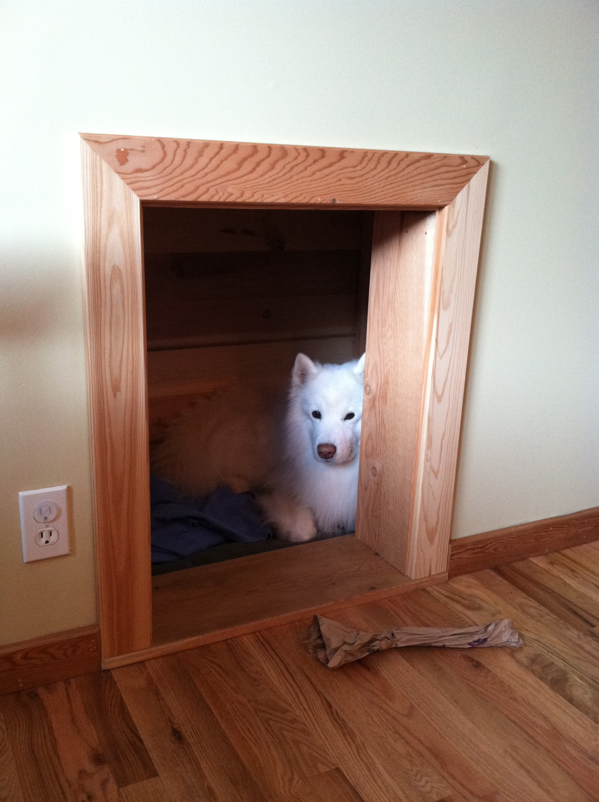 Homedesignfordogs designing with dogs in mind page 2 for Home kennel design